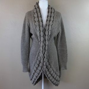 Dressbarn Collection Soft Knitted Long Cardigan